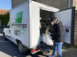 Plus de 80 km quotidiens pour assurer le portage des repas