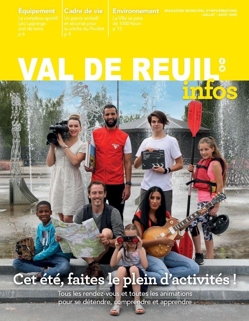 Val de Reuil_Infos n°18 – Juillet – Août 2020