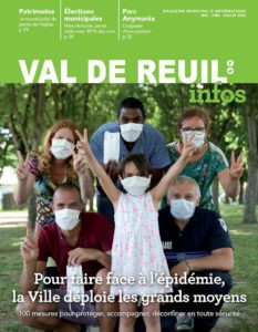 Val de Reuil_Infos n°17 - Mai - Juin -Juillet 2020