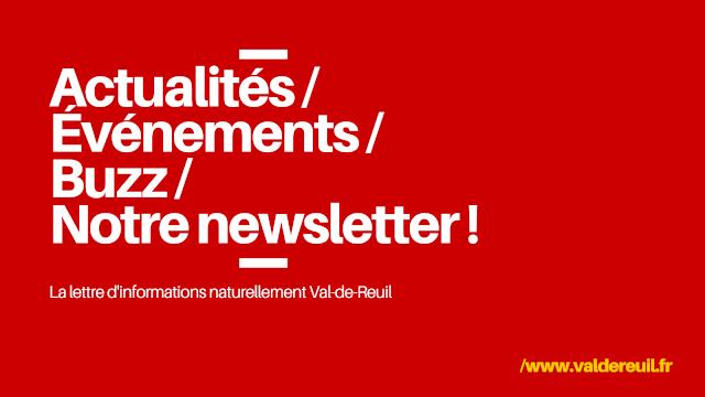 La lettre d'informations de Val-de-Reuil