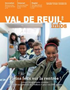 Valdereuil_infos n°19 - SEPTEMBRE - OCTOBRE - NOVEMBRE 2020