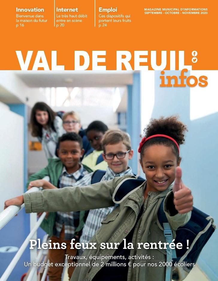 Valdereuil_infos n°19 – SEPTEMBRE – OCTOBRE – NOVEMBRE 2020