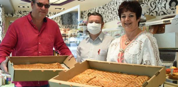Solidaire, la boulangerie Covin offre pains et pâtisseries
