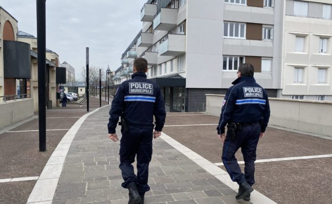 La police municipale sur tous les fronts
