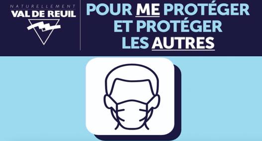 Samedi 29 Août 2020 la Ville organise une nouvelle distribution de masques gratuits