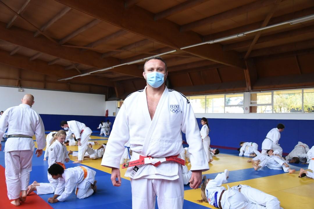Matthieu Bataille à la rencontre des judokas !