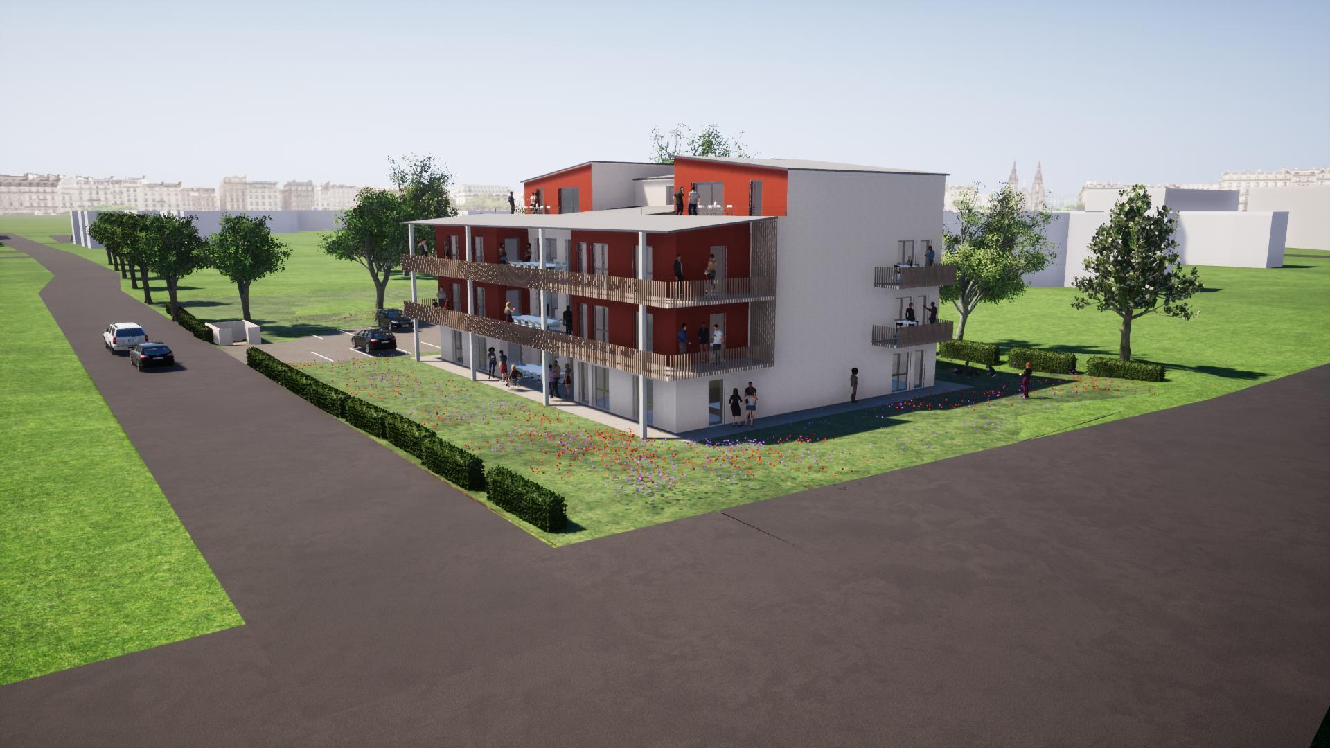 Les travaux de la nouvelle résidence Ages & Vie viennent de commencer !