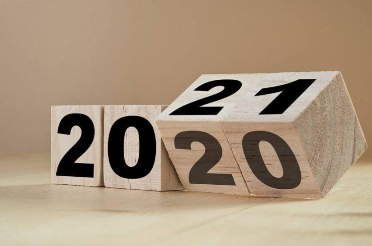 Cap sur 2021!