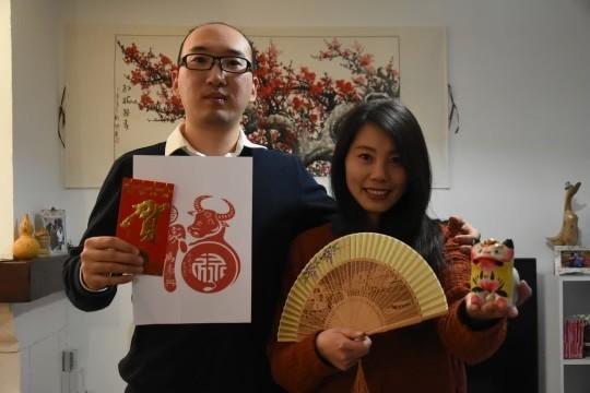 Un nouvel an chinois à la maison