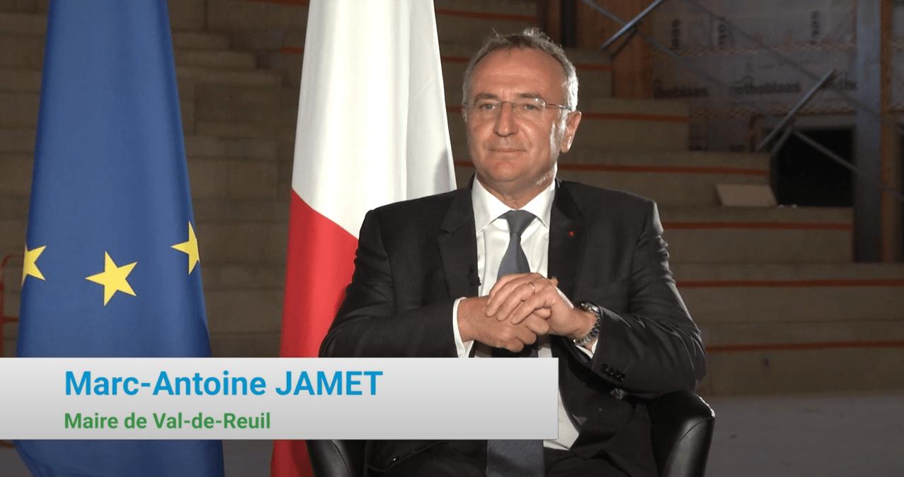 Intervention de Marc-Antoine Jamet suite aux événements de ces derniers jours