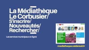 Le portail médiathèque