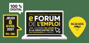e-forum de l'emploi de Val-de-Reuil