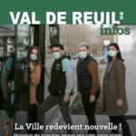 Val-de-Reuil Infos N°21 - mars -avril 2021