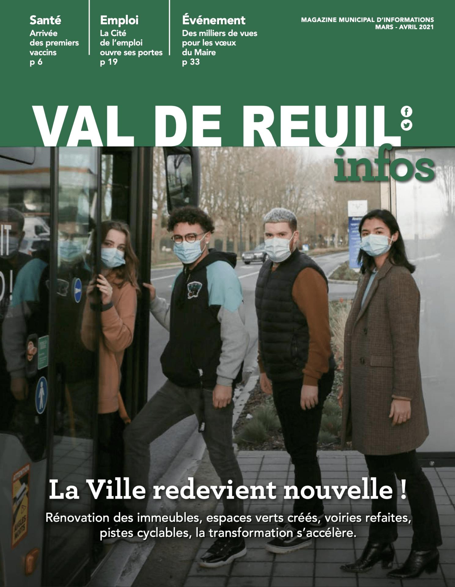 Valdereuil_infos n°21 – MARS – AVRIL 2021