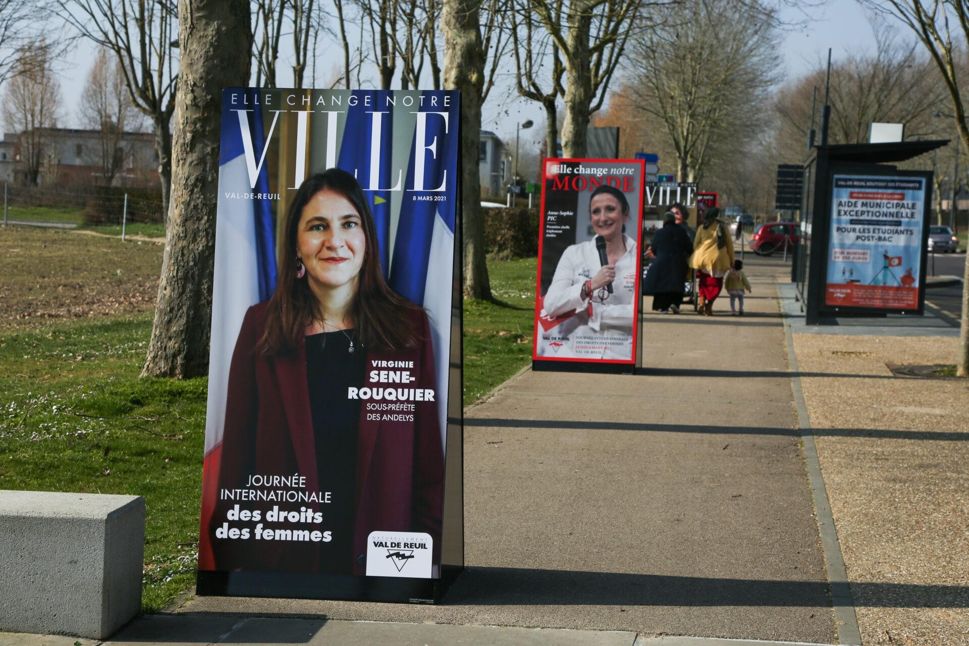 Sur l'avenue des Falaises, 40 photos-portraits de femmes exceptionnelles à découvrir !