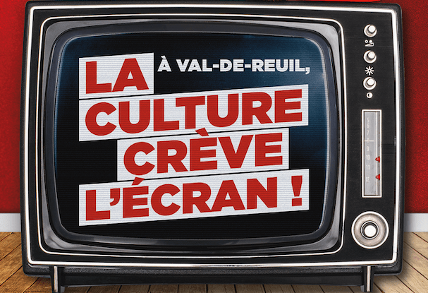 A Val-de-Reuil, la culture crève l'écran : découvrez le programme du 10 au 14 mai