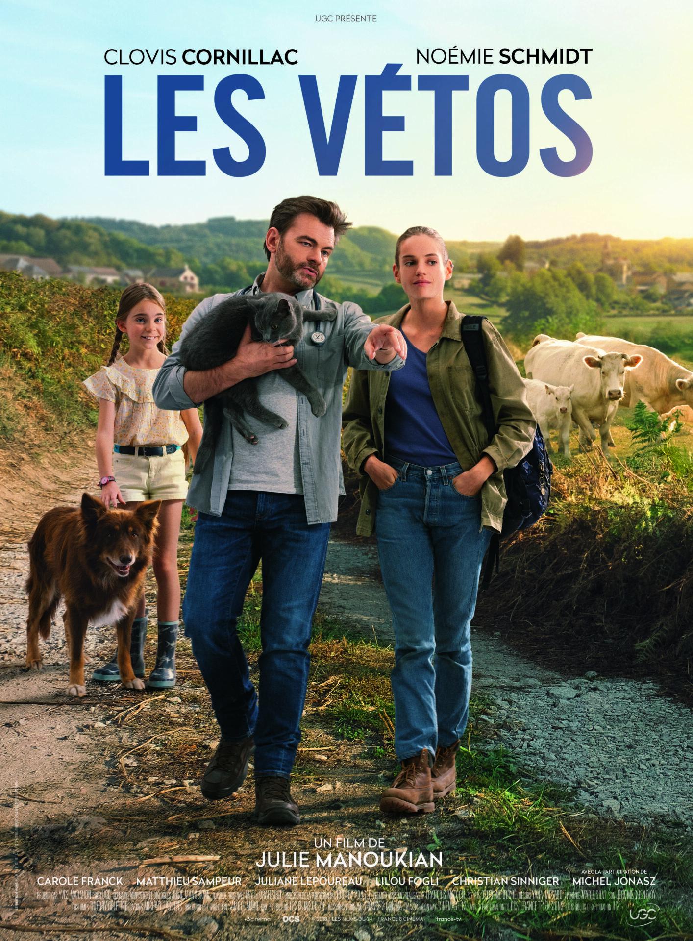 "Festival Cin'été : ""Les Vétos"""