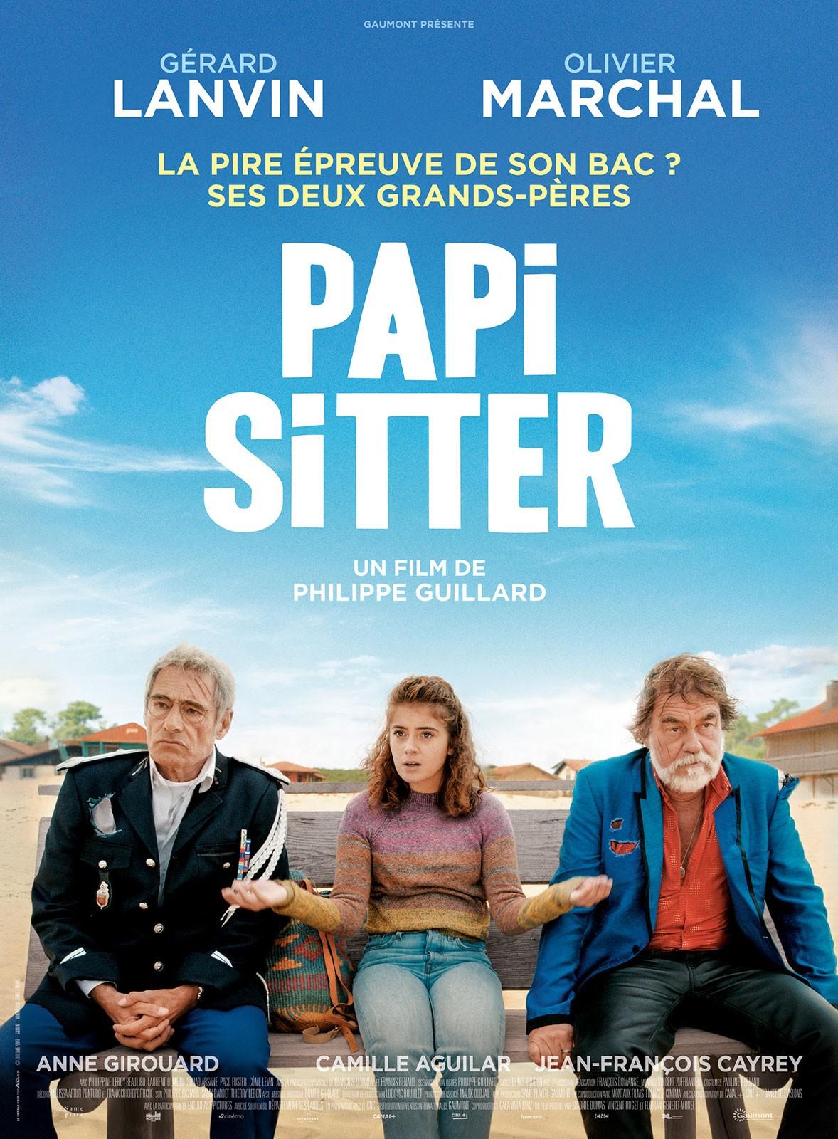 """Festival Cin'été : """"Papi Sitter"""""""