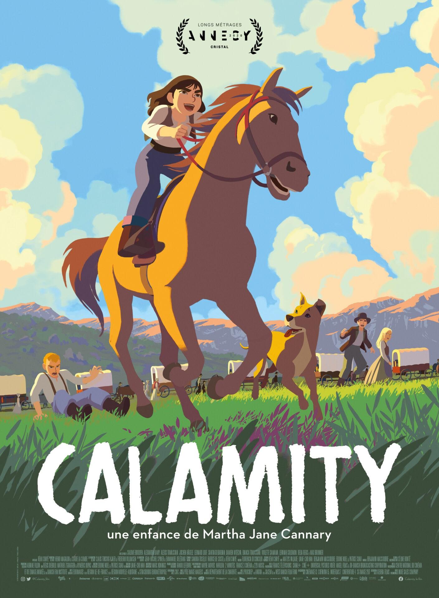 """Festival Cin'été : """"Calamity"""""""
