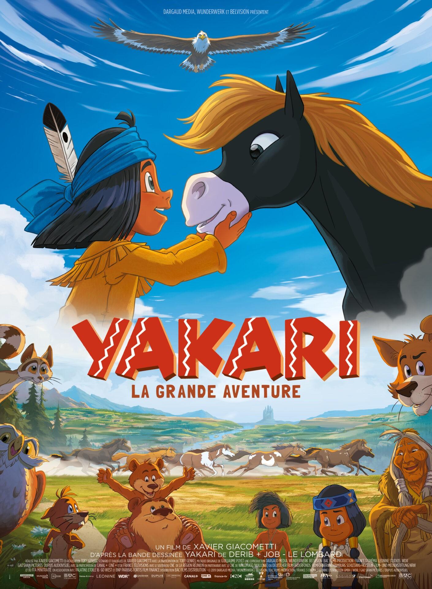 """Festival Cin'été : """"Yakari"""""""