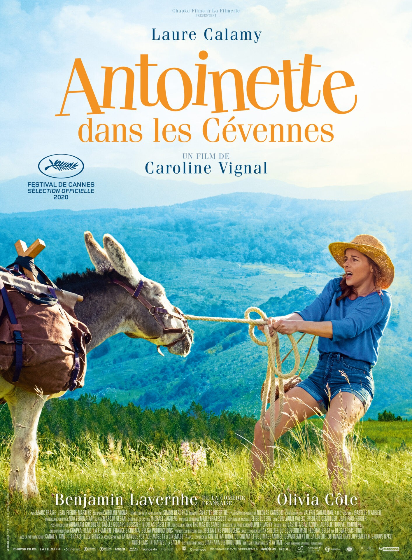 """Festival Cin'été : """"Antoinette dans les Cévennes"""""""