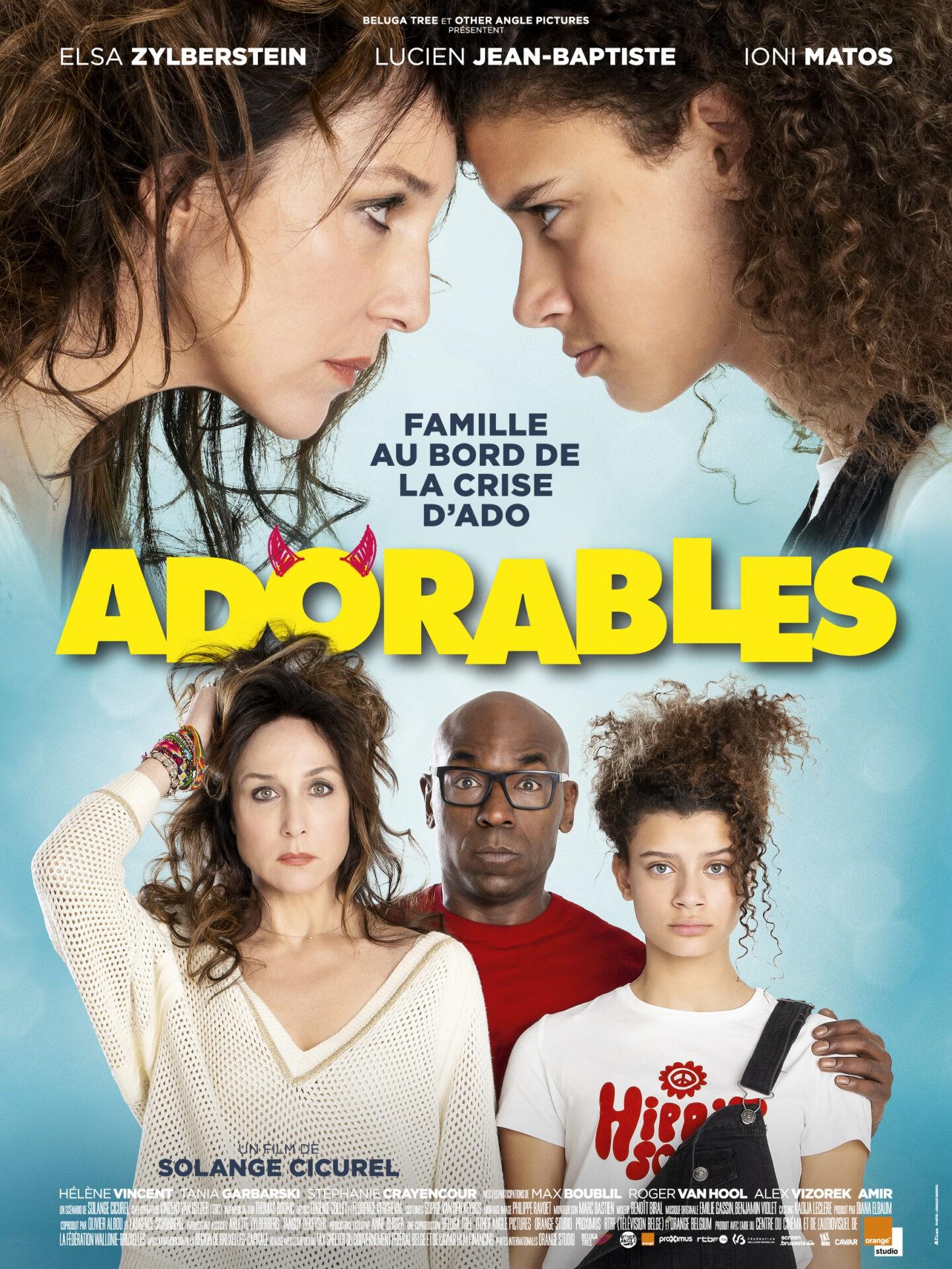 """Festival Cin'été : """"Adorables"""""""