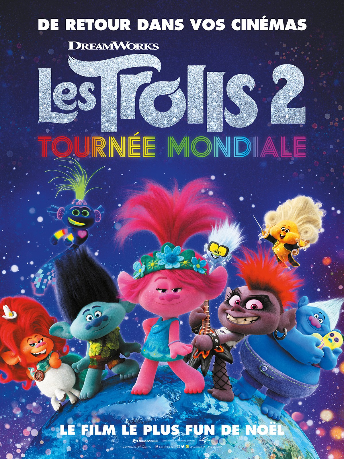 "Festival Cin'été : ""Les Trolls 2"""