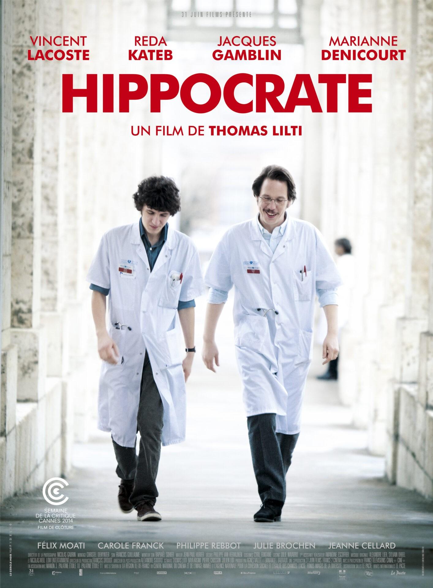 """Festival Cin'été : """"Hippocrate"""""""