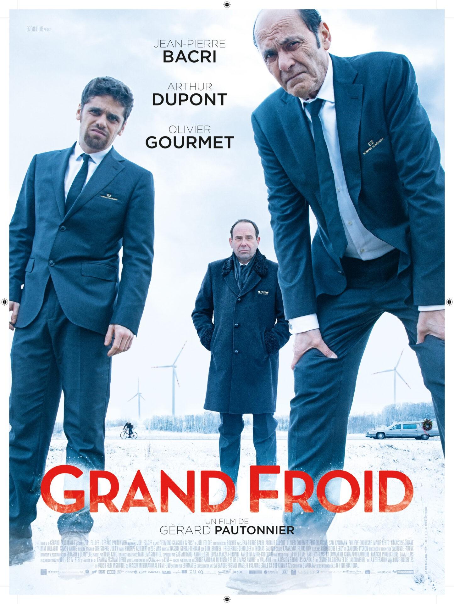 """Festival Cin'été : """"Grand froid"""""""