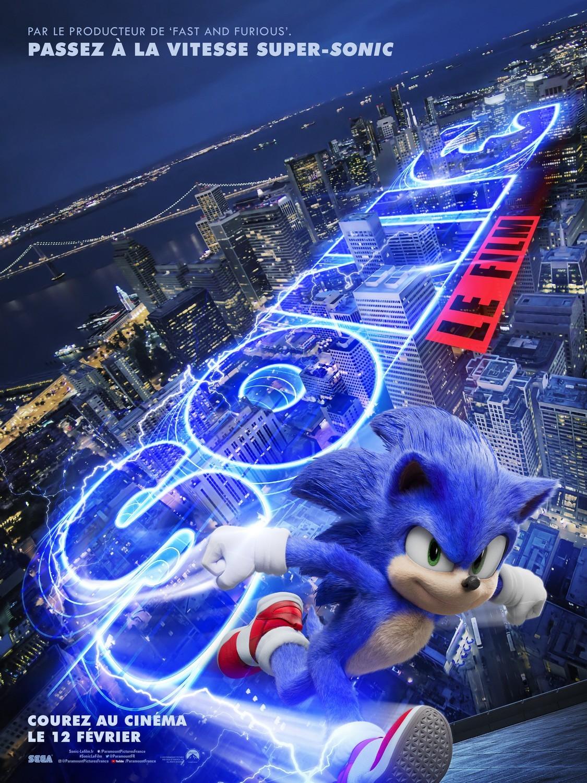 """Festival Cin'été : """"Sonic, le film"""""""