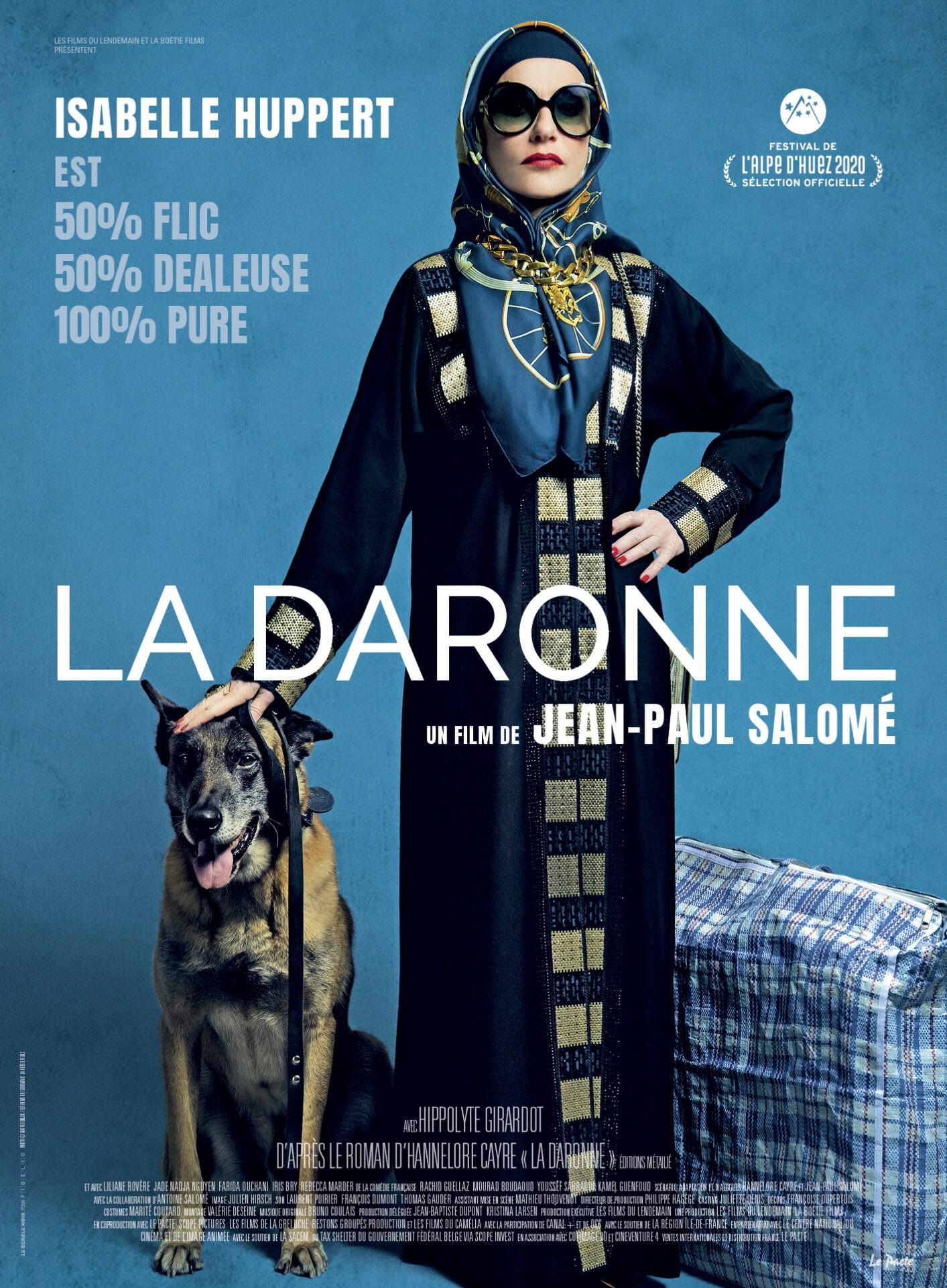 """Festival Cin'été : """"La Daronne"""""""