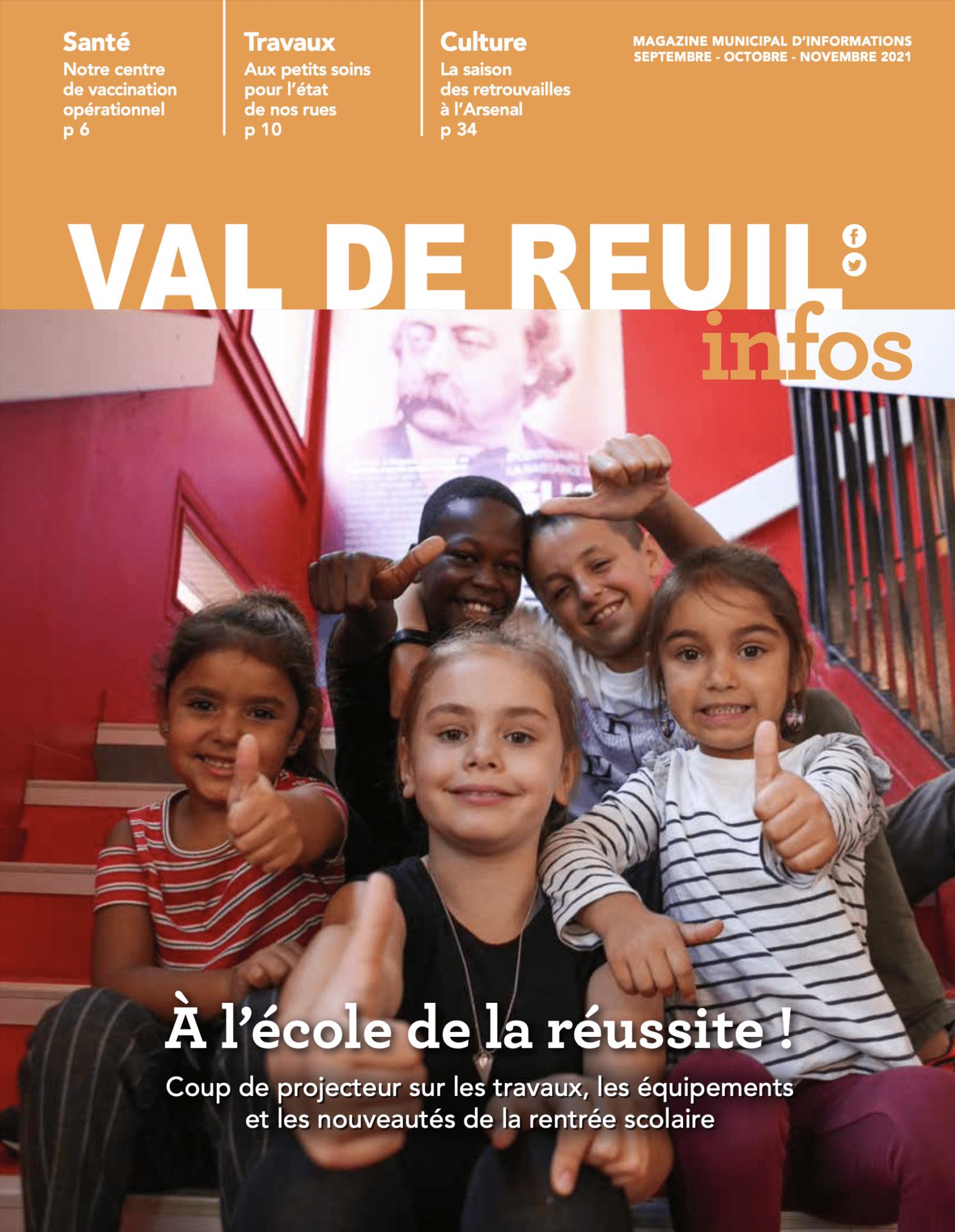Valdereuil_infos n°23 – SEPTEMBRE – OCTOBRE – NOVEMBRE 2021