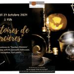 Médiathèque : Histoires de Sorcières