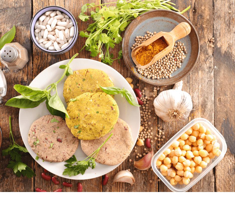 Journée mondiale du végétarisme : recette de steak végétal aux pois chiches