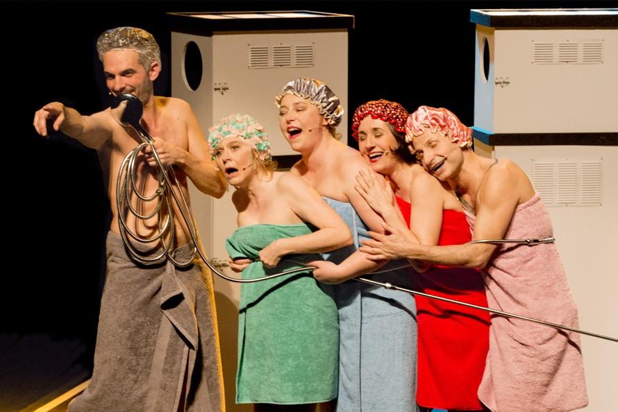 Théâtre de l'Arsenal : « Oh la belle vie ! », Malandain Ballet Biarritz