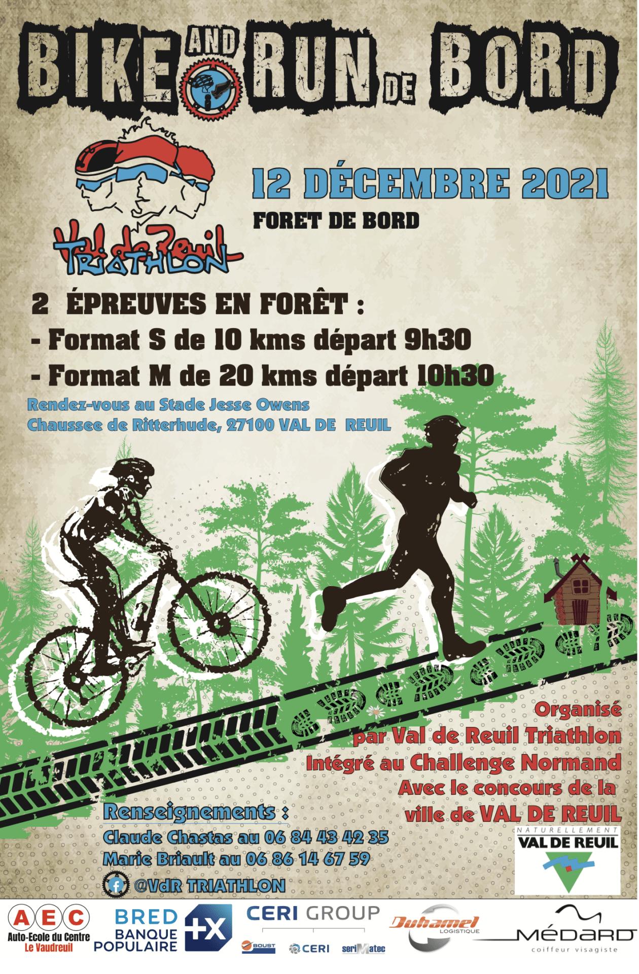 Bike and Run de Bord