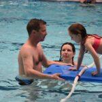 Parcours piscine