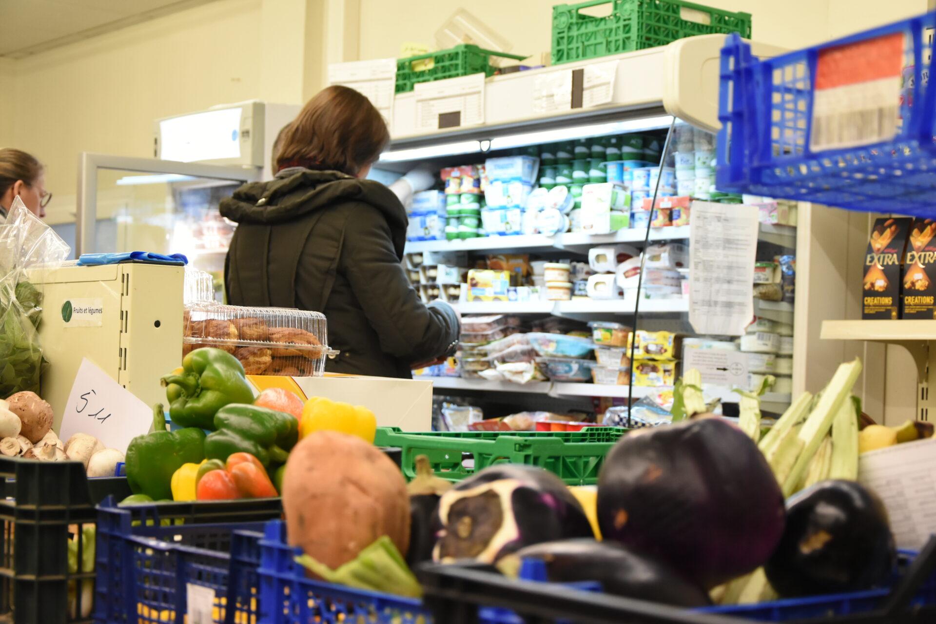 Mois du développement durable : L'épicerie sociale et solidaire EPIREUIL