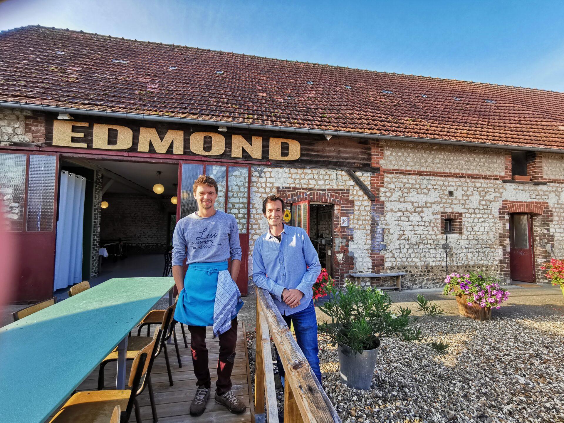 Edmond ou les saveurs de l'amitié