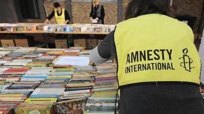 Lycée Marc Bloch – Foire aux Livres d'Amnesty International